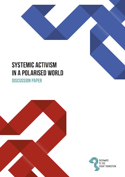 Systemic Activism in a Polarised World