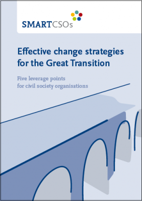 Effective Change Strategies for the Great Transition